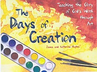 Days of Creation Art Book