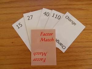 Factor Match